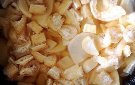 今が旬!タケノコご飯の黄金比率。