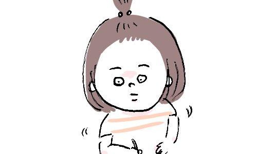 【子育て漫画ブログ】最近の1歳半寝かしつけ。