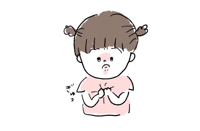 保育園 泣く 女の子
